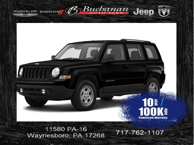 Pre Owned 2017 Jeep Patriot 4wd