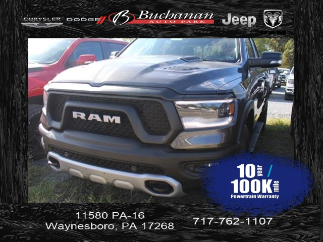 New 2020 RAM 1500 Rebel