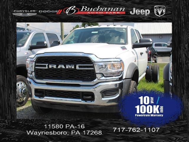 New 2019 RAM 4500 Chassis Cab