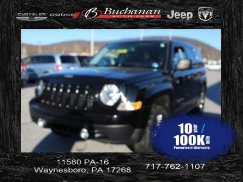 Certified Pre-Owned 2015 Jeep Patriot