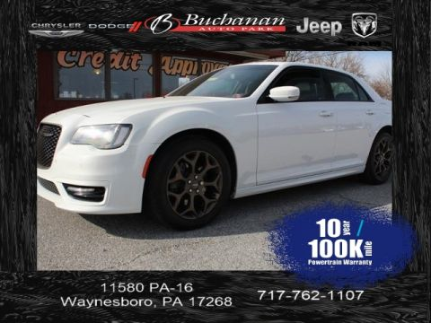 Certified Pre-Owned 2017 Chrysler 300
