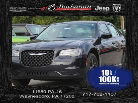 New 2019 CHRYSLER 300