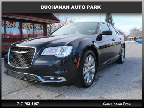 Certified Pre-Owned 2018 Chrysler 300