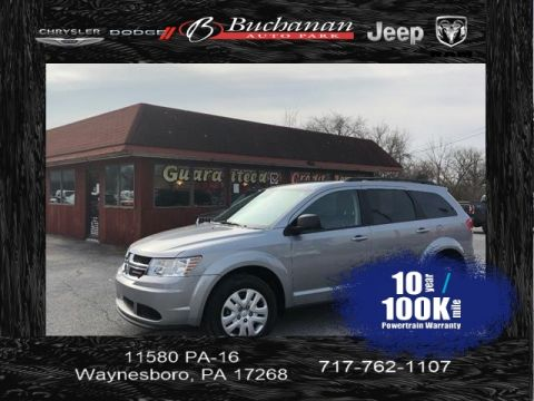Pre Owned 2018 Dodge Journey Se