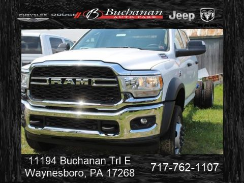 New 2019 RAM 5500 Chassis Cab